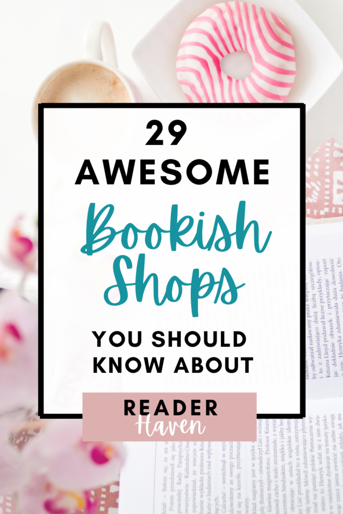 29 bookish shops on Instagram you should know about