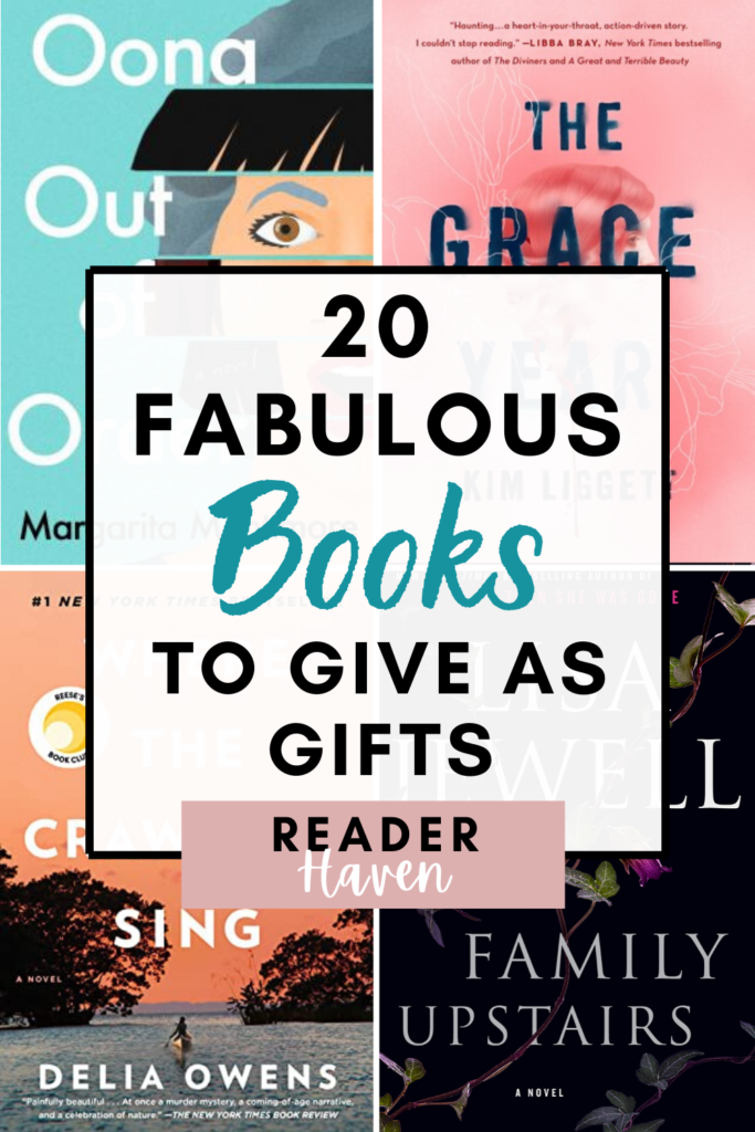 20 best books to give as gifts