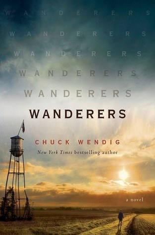 Book cover: Wanderers by Chuck Wendig