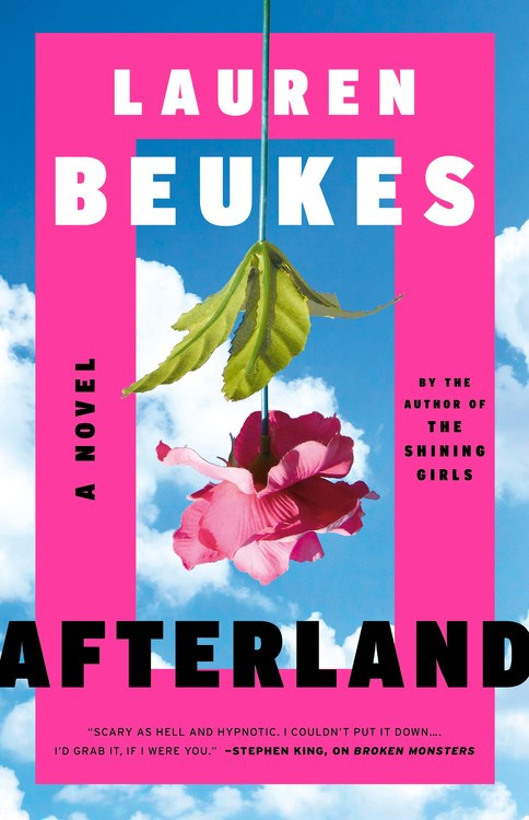 Book cover: Afterland by Lauren Beukes