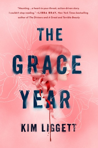 Book cover: The Grace Year by Kim Liggett