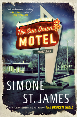 Book cover: The Sun Down Motel by Simone St. James