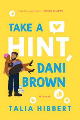 Book cover: Take a Hint, Dani Brown by Talia Hibbert