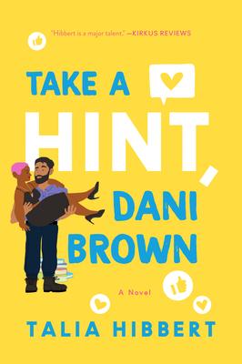 Book cover: Take a Hint, Dani Brown by Talia Hibbert