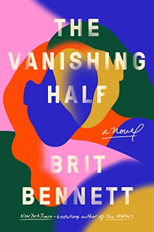 Book cover: The Vanishing Half by Brit Bennett