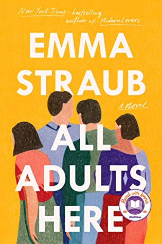 Book cover: All Adults Here by Emma Straub