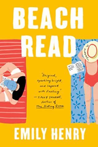 Book cover: Beach Read by Emily Henry