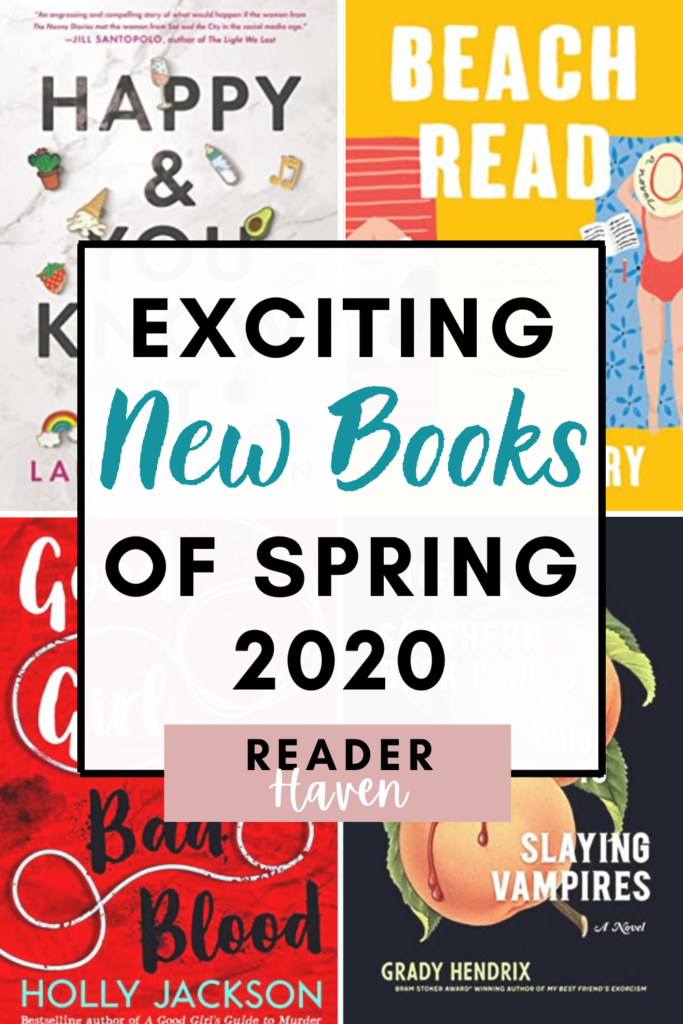 the best books of spring 2020