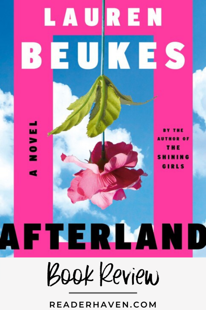 afterland by lauren beukes book review