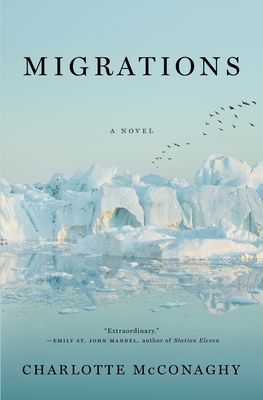 Book cover: Migrations by Charlotte McConaghy