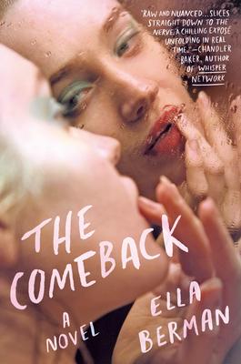 Book cover: The Comeback by Ella Berman