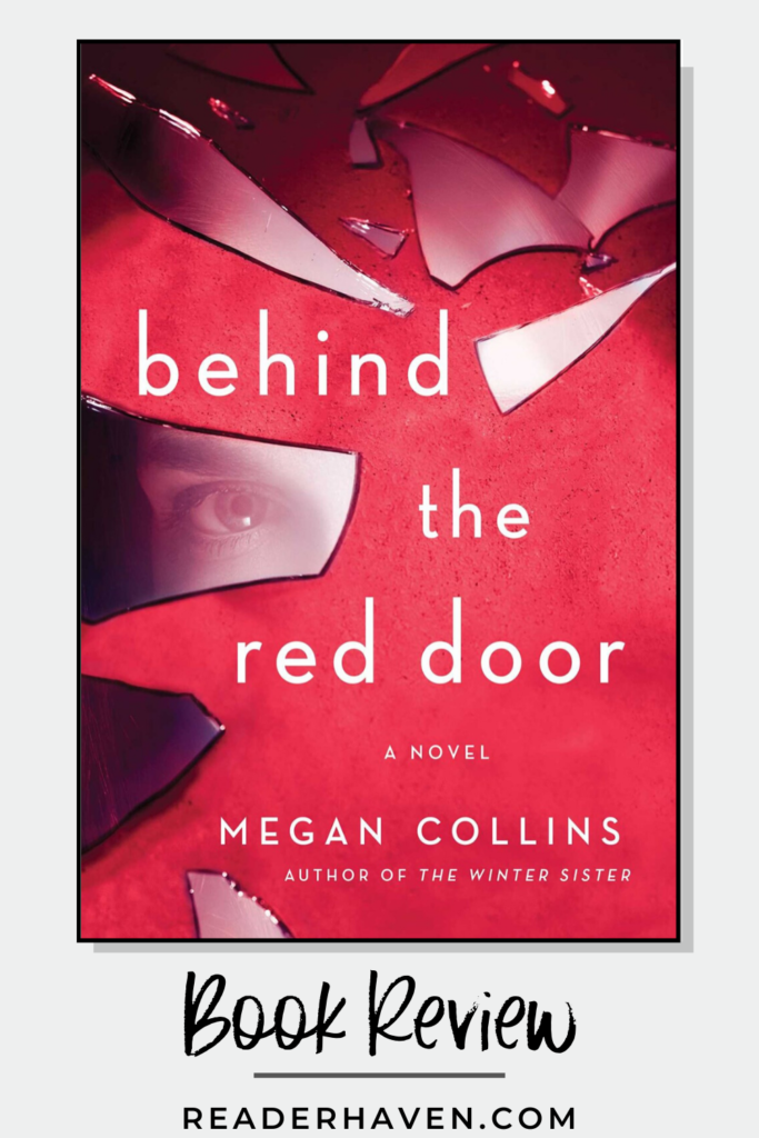 Book Review: Behind the Red Door by Megan Collins