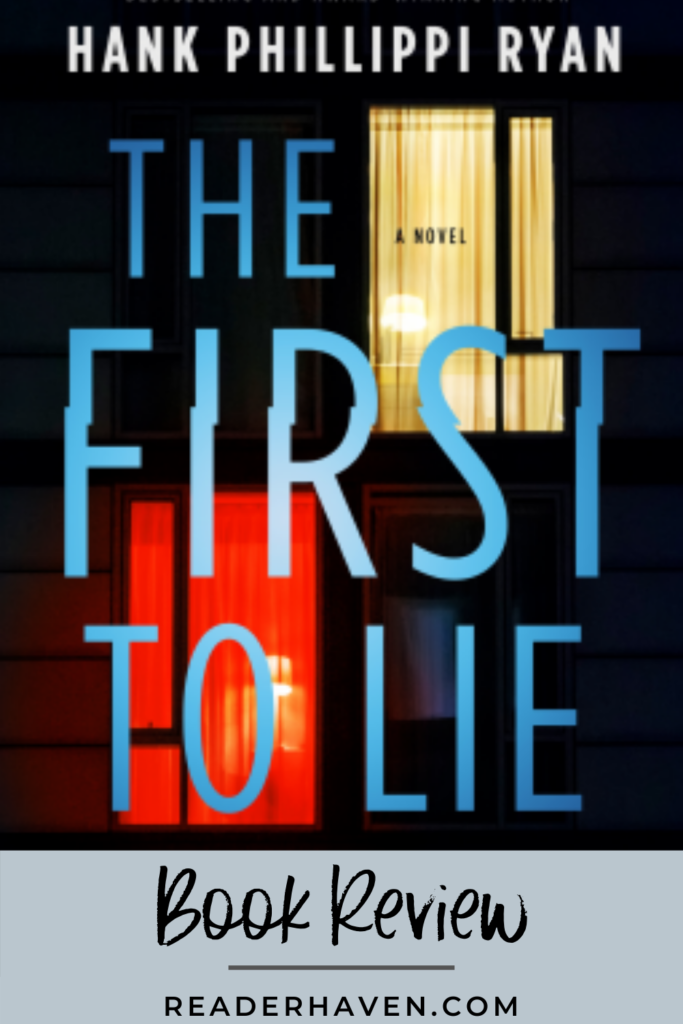 The First to Lie Book Review