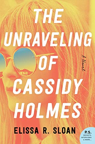 the unraveling of cassidy holmes book cover