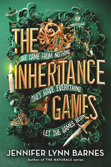 book review: the inheritance games by jennifer lynn barnes