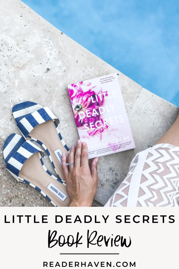 Little Deadly Secrets Book Review