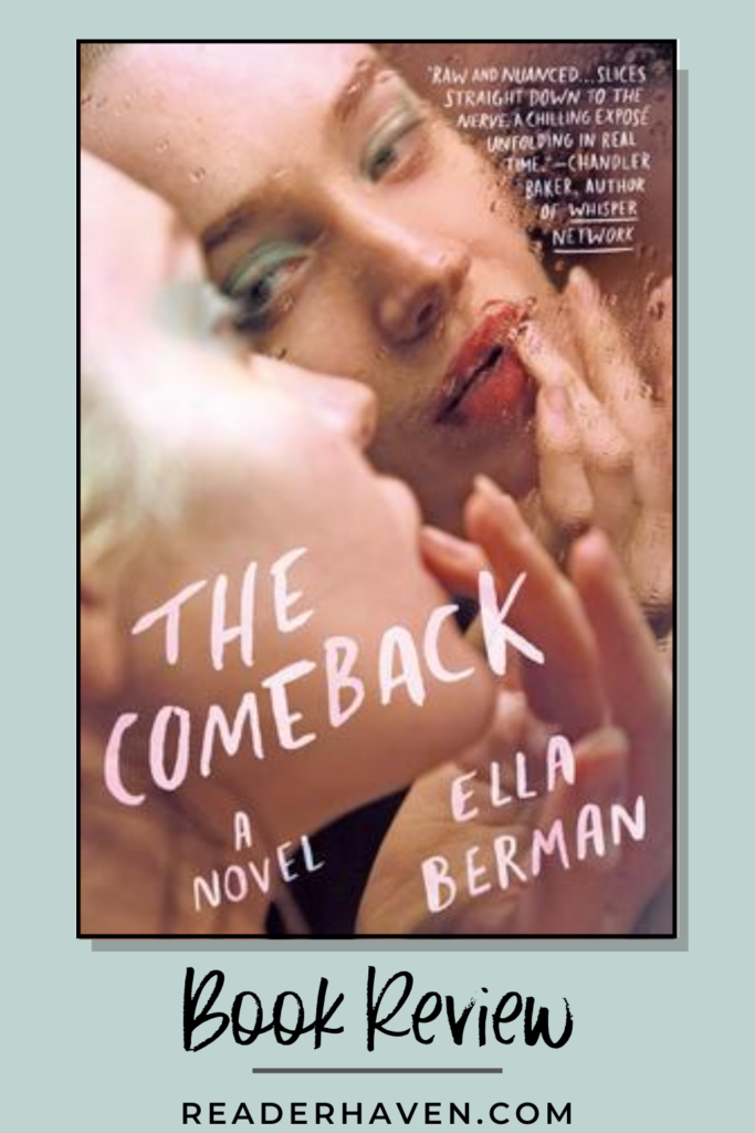 The Comeback by Ella Berman book review
