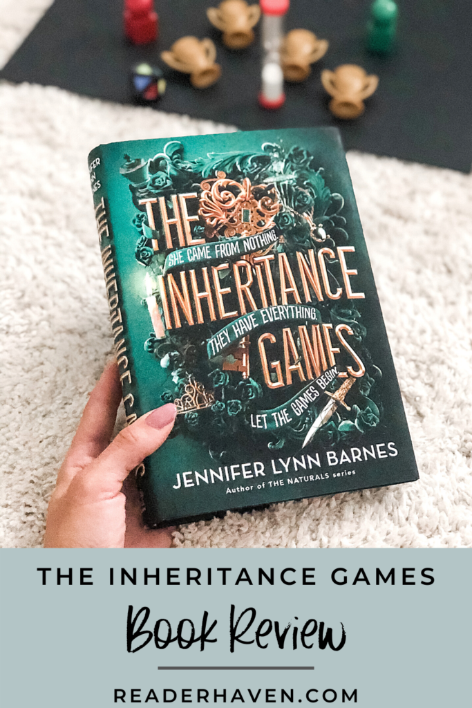 the inheritance games book review