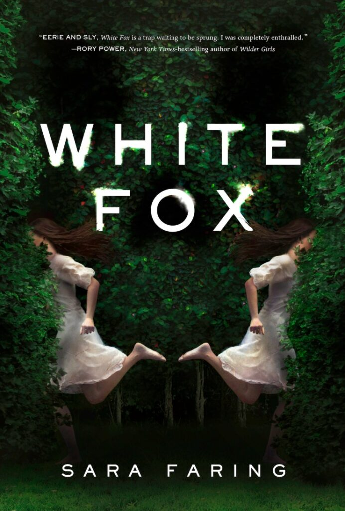 White Fox by Sara Faring book review