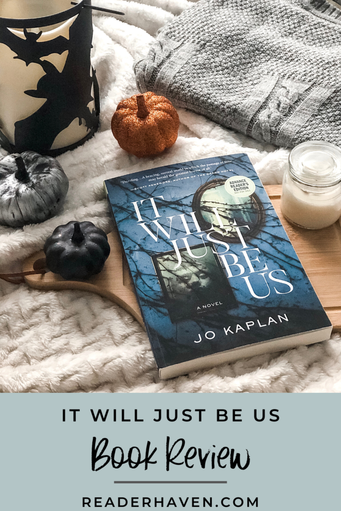 It Will Just Be Us Book Review