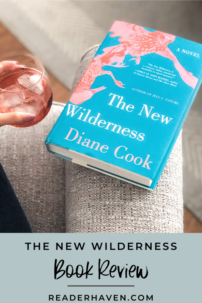 The New Wilderness book review