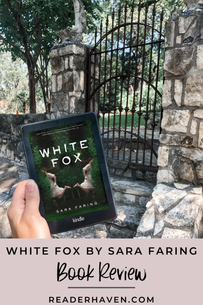 White Fox Book Review