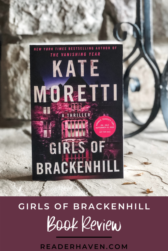 Girls of Brackenhill book review