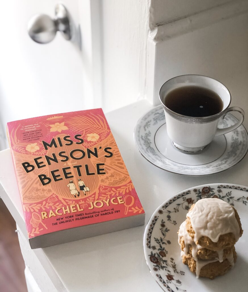 Miss Benson's Beetle book review