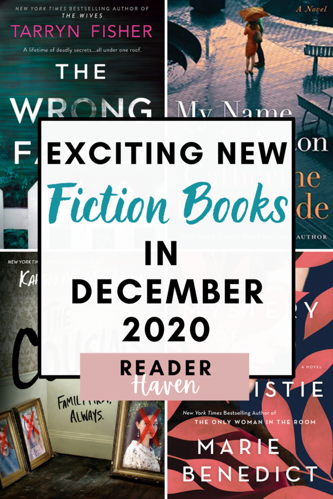 New Book Releases December 2020