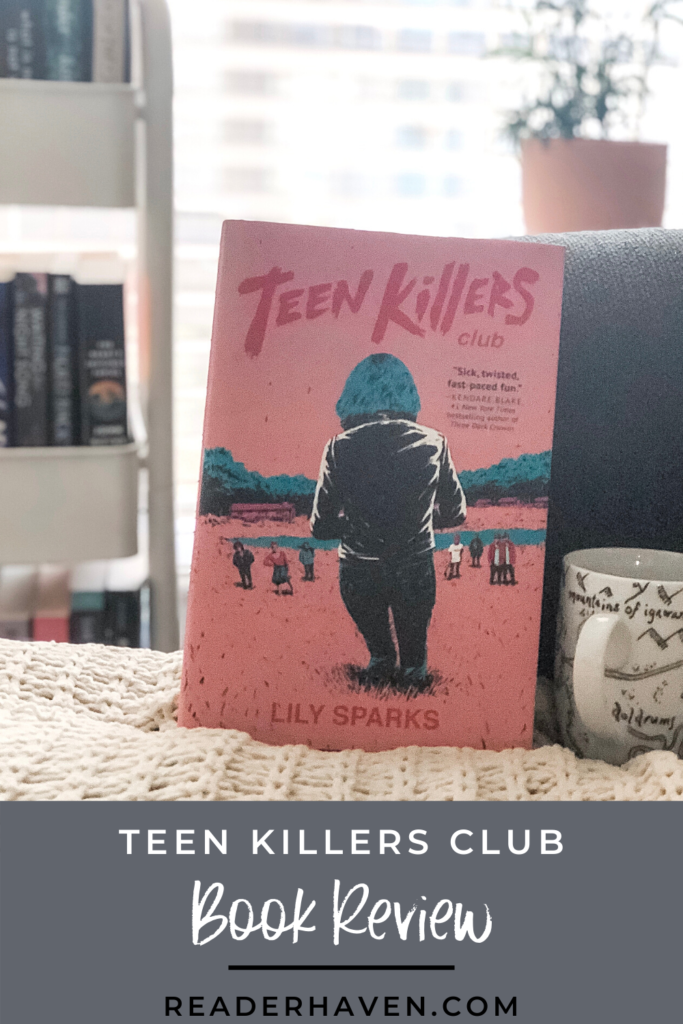 Teen Killers Club book review