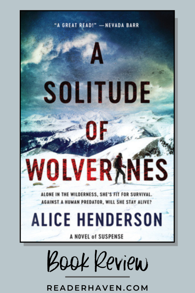 A Solitude of Wolverines book review