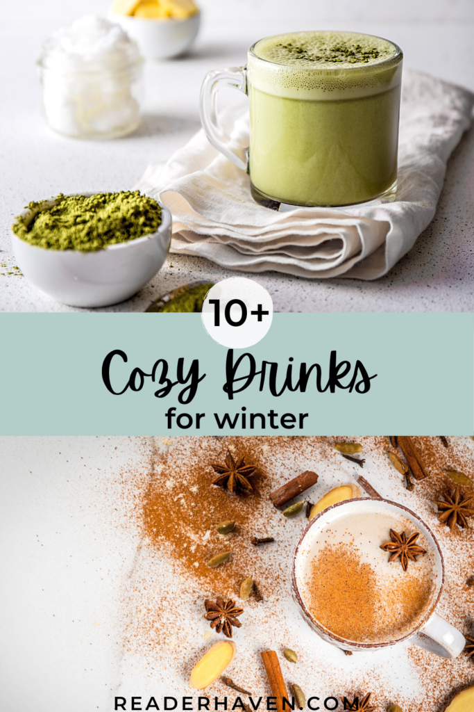 delicious & cozy drinks for winter