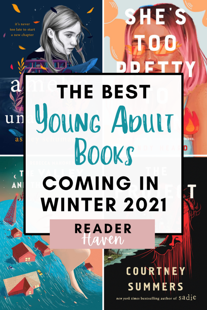 Exciting YA Book Releases Winter 2021