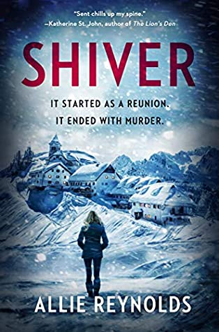 Shiver by Allie Reynolds book review