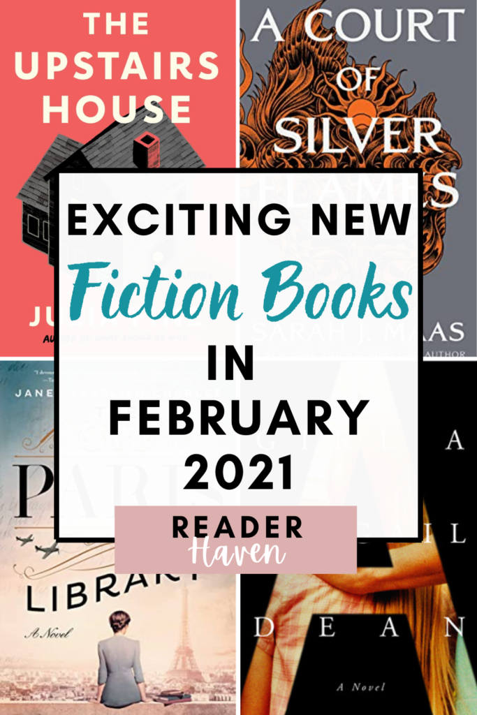 New Book Releases February 2021