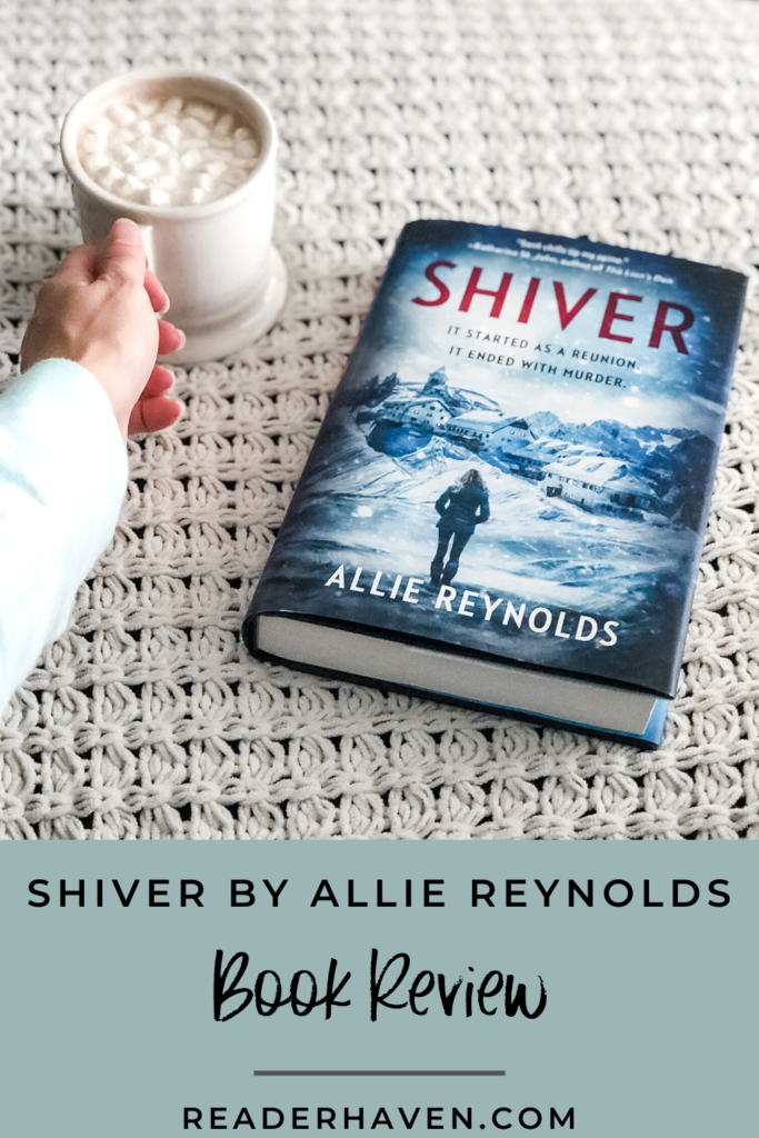 Shiver by Allie Reynolds thriller book review