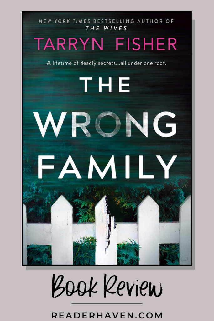 The Wrong Family book review