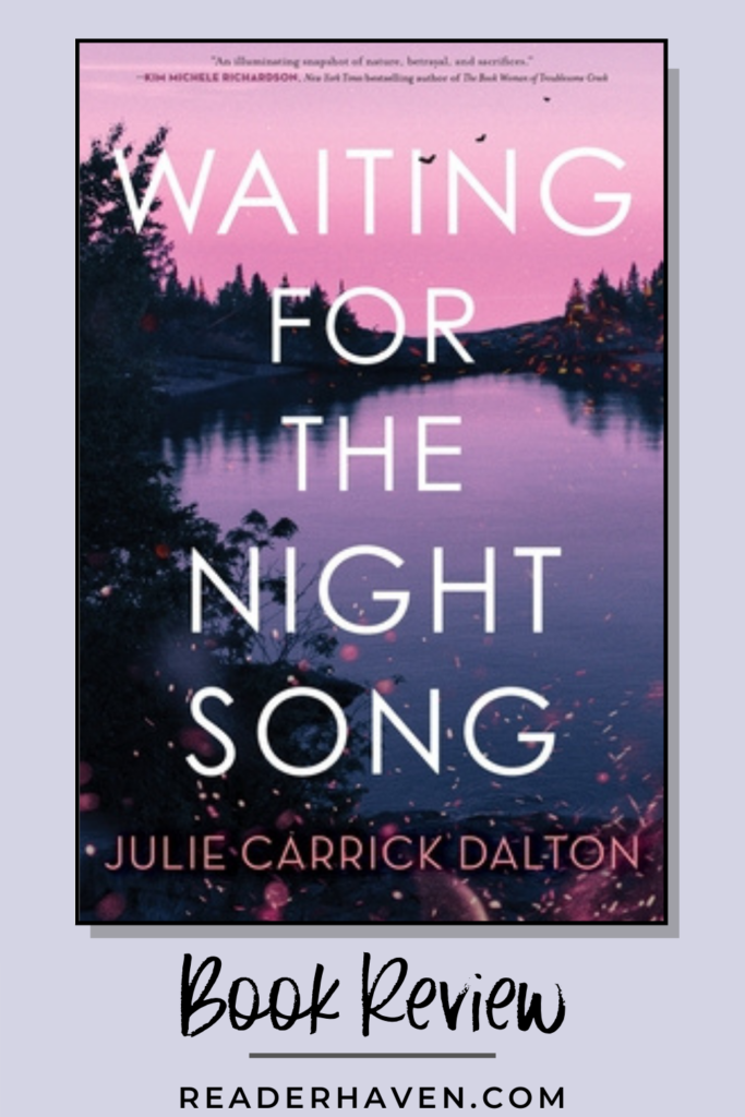 Waiting for the Night Song book review