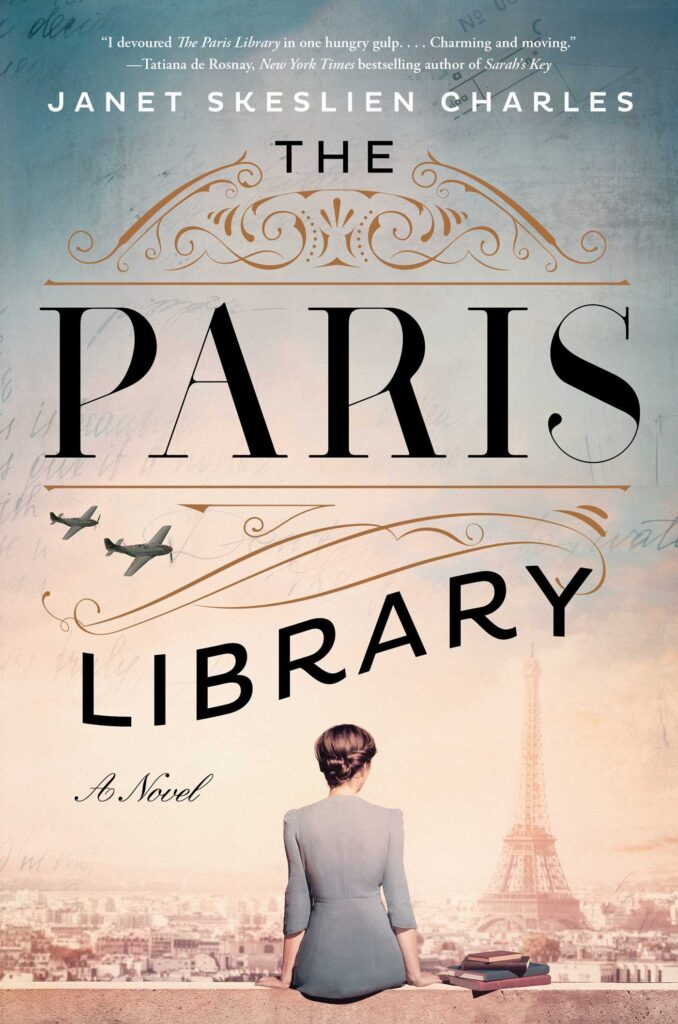 The Paris Library by Janet Skeslien Charles book review