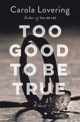 Too Good to Be True by Carola Lovering book cover