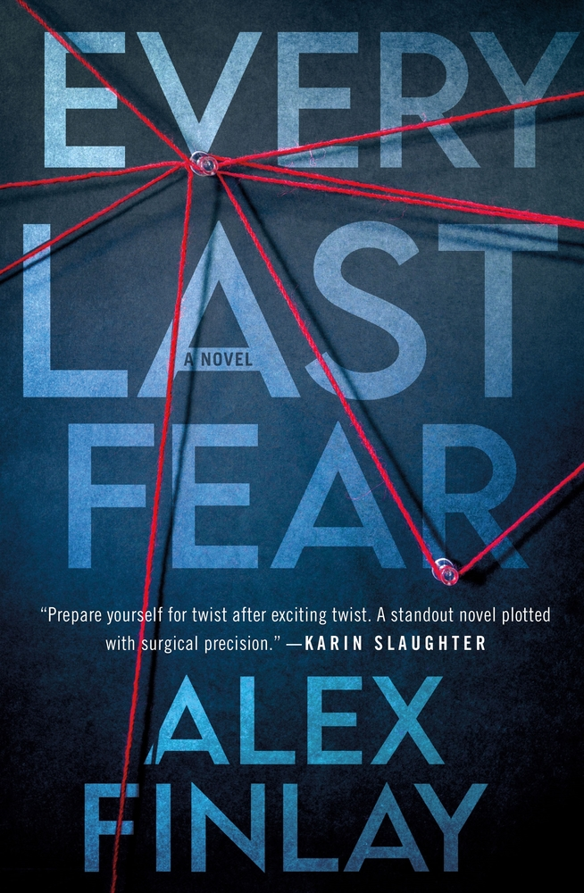 Every Last Fear by Alex Finlay book cover