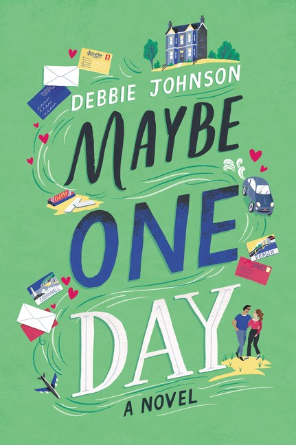 Maybe One Day by Debbie Johnson book cover