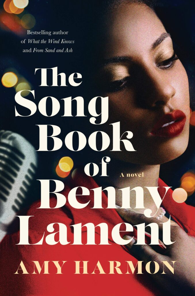 The Songbook of Benny Lament by Amy Harmon book cover
