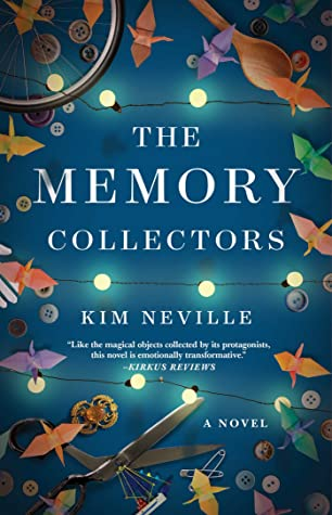 The Memory Collectors by Kim Neville book cover