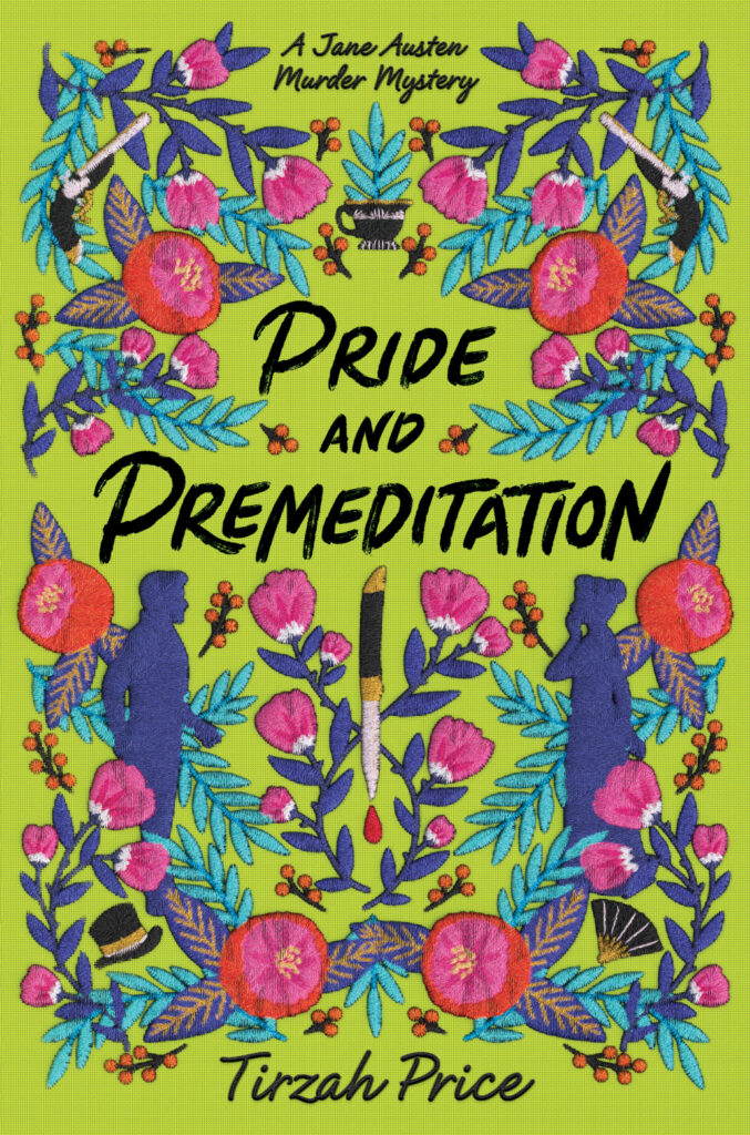 Pride and Premeditation by Tirzah Price book cover