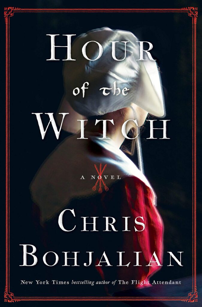 Hour of the Witch by Chris Bohjalian book cover
