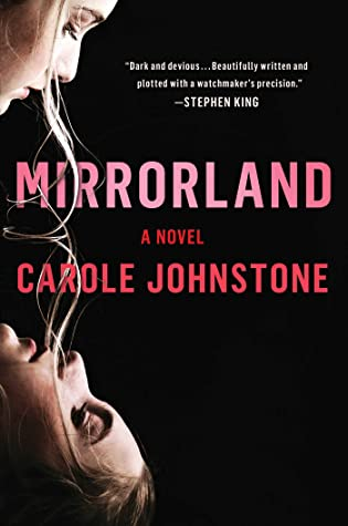Mirrorland by Carole Johnstone book cover