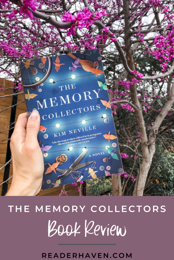 The Memory Collectors by Kim Neville book review