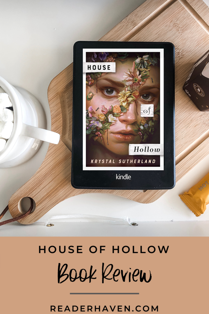 House of Hollow by Krystal Sutherland book review