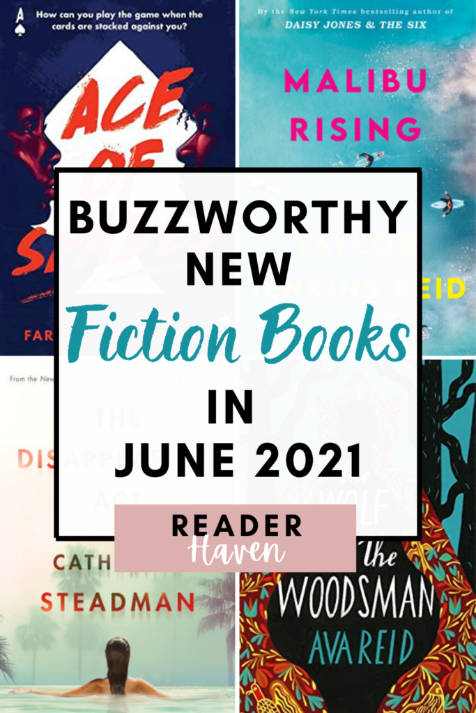 New Fiction Books in June 2021